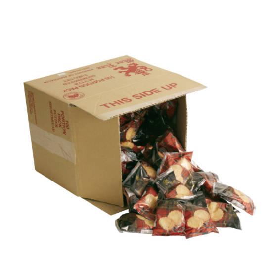 Gumnut Macs Shortbread Tartan Wrap P/C x 100