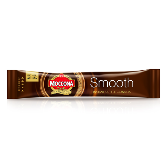 Moccona Smooth Coffee Sticks P/C x 1000