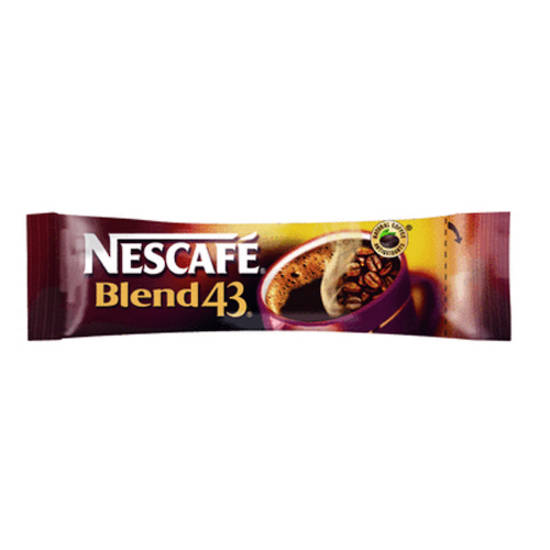 Nescafe Blend 43 Coffee Stick 1.7gm P/C x 1000