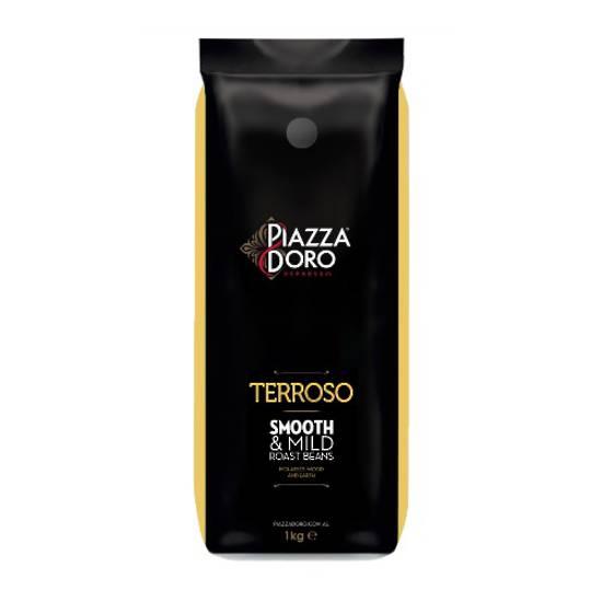 Piazza Doro Terroso Coffee Beans 1kg
