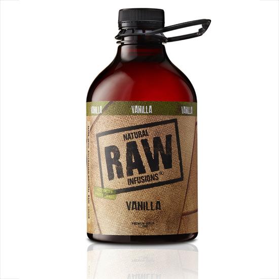RAW Vanilla Coffee Syrup 1000ml