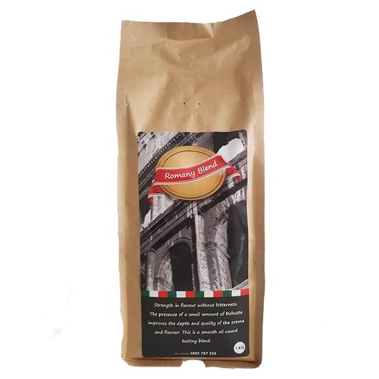 Romany Premium Cafe Blend 1kg
