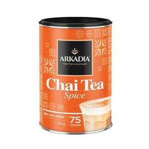 Arkadia Chai Tea Spice 1.5kg