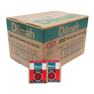 Dilmah English Breakfast Tea Envelopes x 500