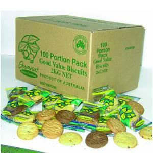 Gumnut Good Value Assorted Biscuit PCs x 100