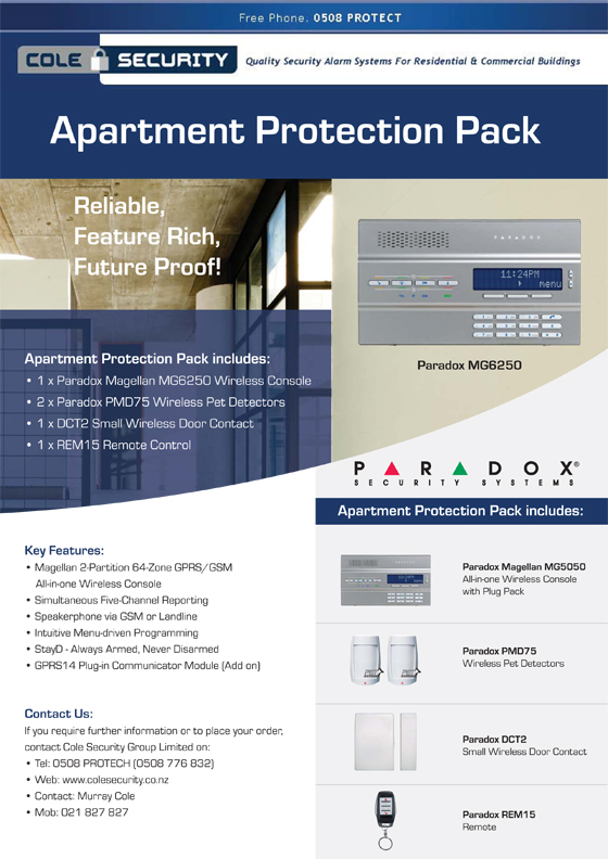 Apartment Protection Pack