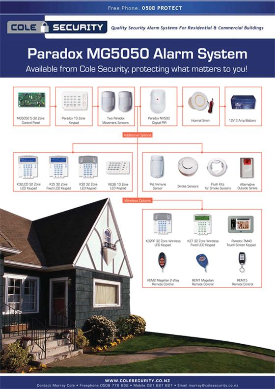 Cole-Security Paradox-MG5050-Kit May-2012 PDF final