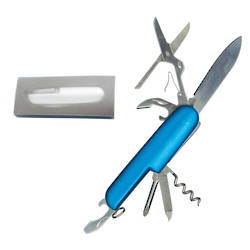 7 Function Pocket Knife