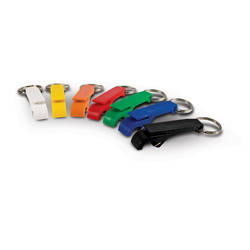 Snappy Bottle Opener Key Ring