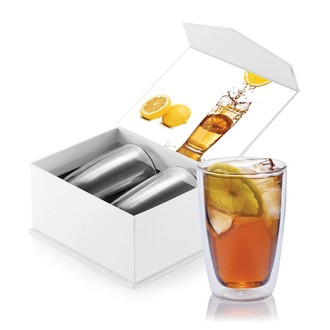 Tivoli Double Wall Glass Set