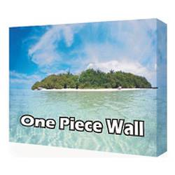 One Piece Fabric Display Walls