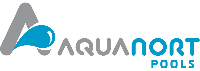 Aquanort Pools Logo 2-350