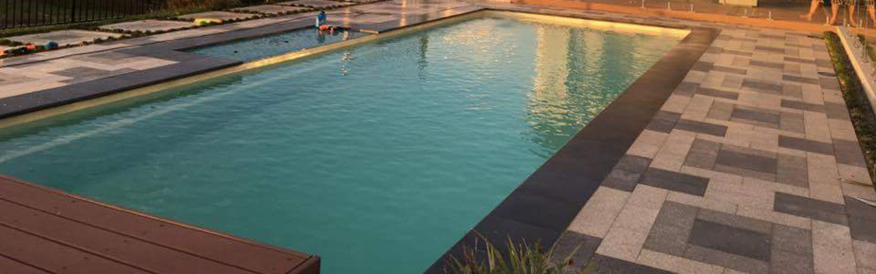 Central Pools fibreglass swimming pool installation. BOP. New Zealand