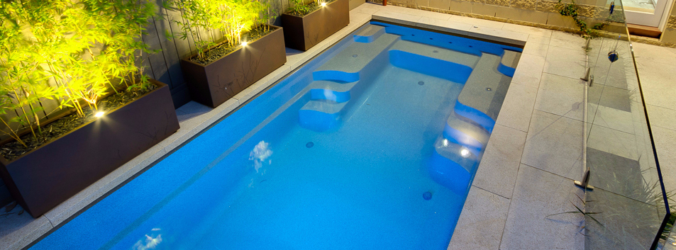 Compass Pools NZ_Swimming pool installation Bateman Road Kensington