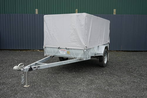 F Range Covers - Full covers with open back