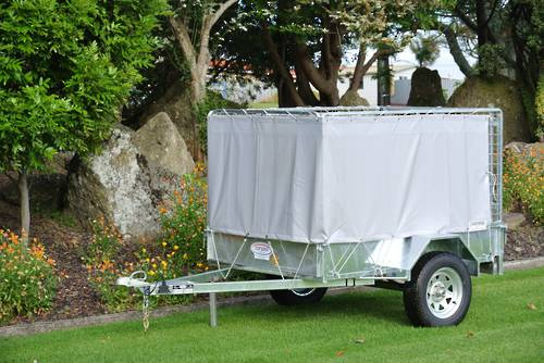 W Range Covers - Wrap around front and sides