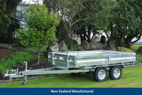 Flat Deck Tandem 3050 x 1940mm (10'x6.6')
