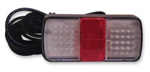 LED Submersible Tail Light set; Blister pack