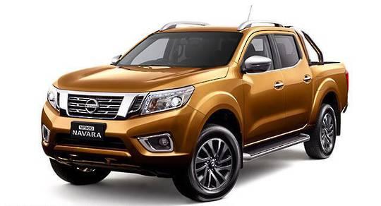 2018 Nissan Navara Double Cab Pick-up