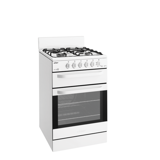 Chef Gas Top & Oven-CFG515WALP