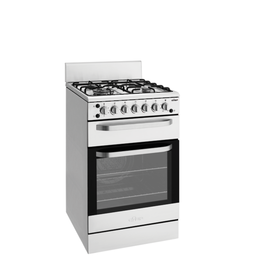 Chef Gas Top & Oven-CFG517SALP