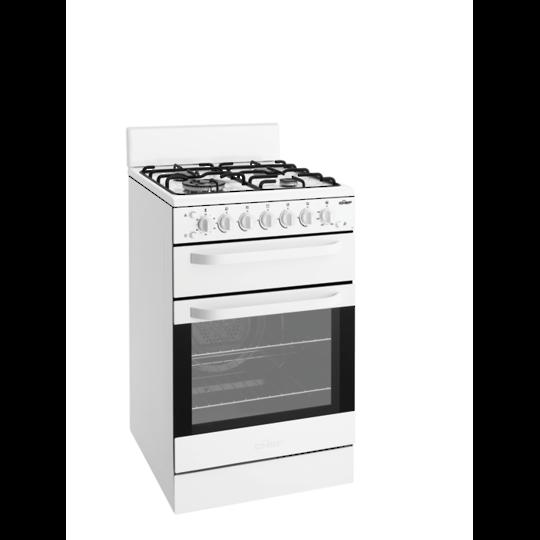 Chef Gas Top & Oven-CFG517WBLP