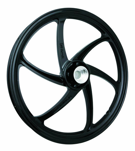 Black Alloy Rim