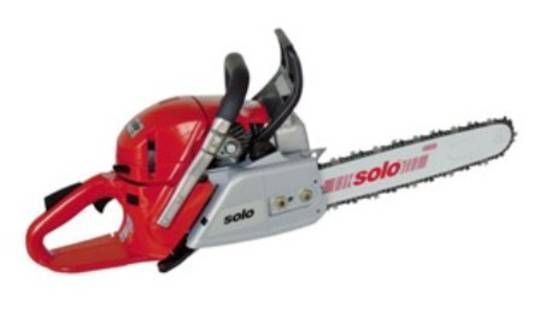 Solo 665 Chainsaw