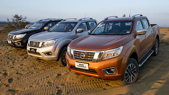 2019 Nissan NP300 Double Cab 4wd