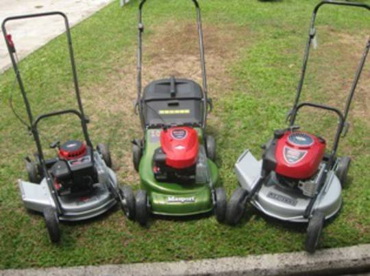 Masport Lawn Mowers from $795.00
