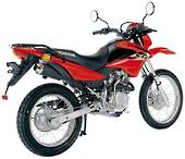 2020 Honda XR125 Motorcycle