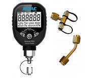 JAVAC Acravac Pro Digital Vacuum Gauge
