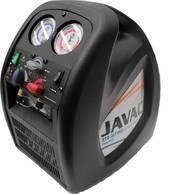 JAVAC Altima oil free A2L Spark Proof  Refrigerant Reclaim Unit