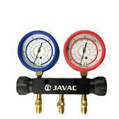 JAVAC JV-HS51636 72 inch R410A Hoses with 5/16 fittings for R410/R32