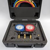 JAVAC R32 R410A 2 Valve Manifold Set