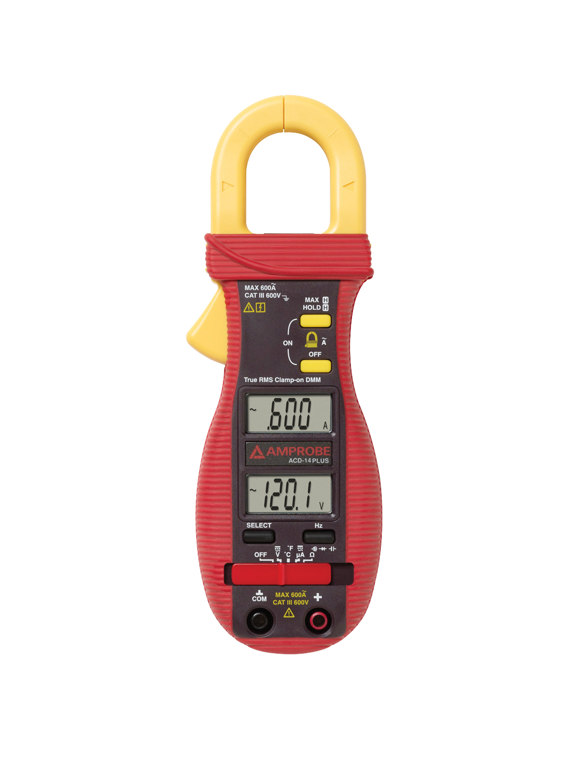HVAC Clamp Meter