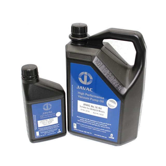 JAVAC #16 1 Litre Oil for VECTOR RD