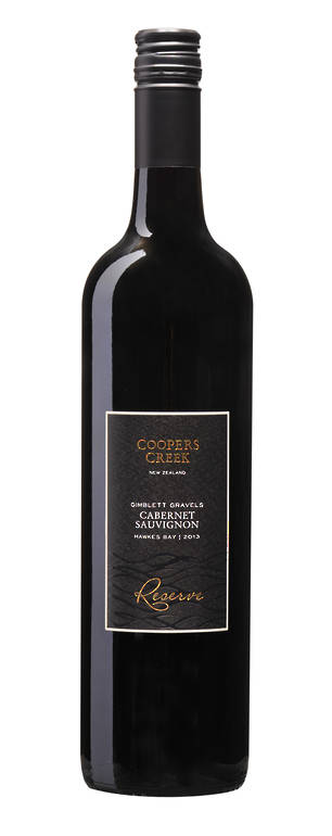>SORRY, ALL GONE< Reserve Hawkes Bay Cabernet Sauvignon 2013