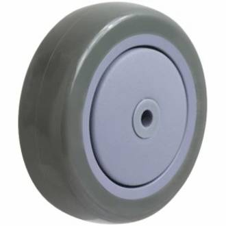 100mm Grey Polyurethane Wheel