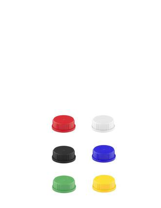 38mm Tamper Evident Cone Seal Caps