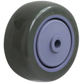 75mm Grey Polyurethane Wheel