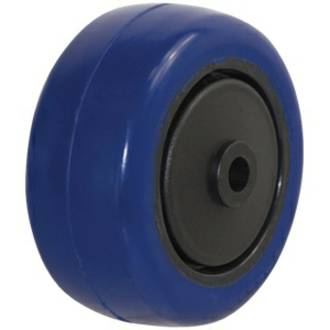 75mm Blue Rebound Rubber Wheel