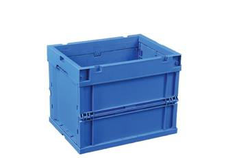 27 Litre Foldable Tote Box (400 x 300mm)