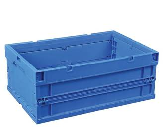 45 Litre Foldable Tote Box (600 x 400mm)