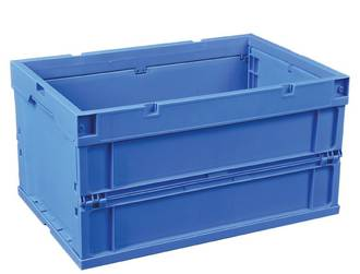 60 Litre Foldable Tote Box (600 x 400mm)