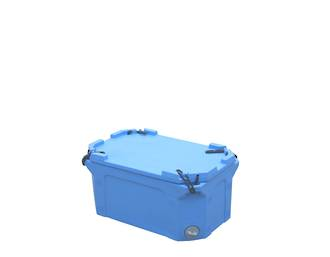 70 Litre Insulated Fish Case