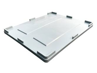 Drop on Lid for COPACK CPB 600 Pallet Bins