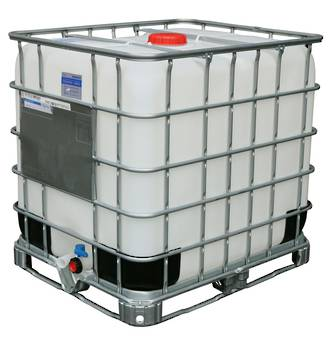 1000 Litre DG IBC DN50 Reconditioned