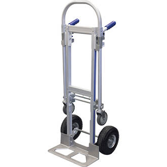 Aluminium Dual Purpose Trolley - 250Kg