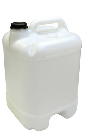 25 Litre Industrial Fortress Jerry Can - NON DG